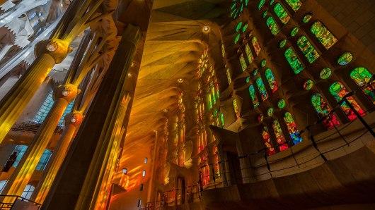 Igreja Sagrada Família - Barcelona