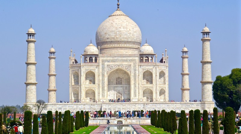 Pacote de viagem Índia