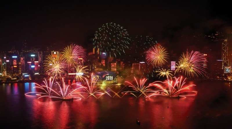 Réveillon Hong Kong 2020