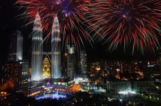 Réveillon Kuala Lumpur 2020