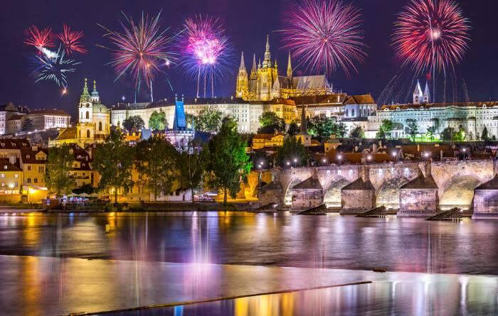 Réveillon Praga 2020