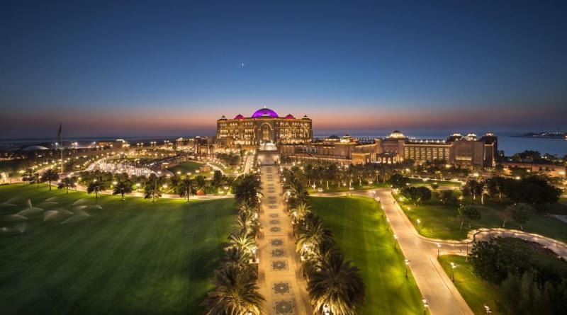 Réveillon Abu Dhabi 2020
