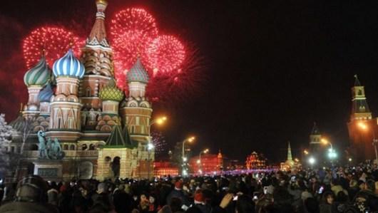 Réveillon Moscou 2020