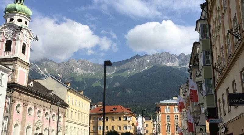 Viagem a Innsbruck