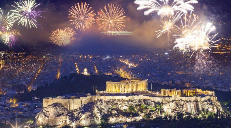 Réveillon Atenas 2020