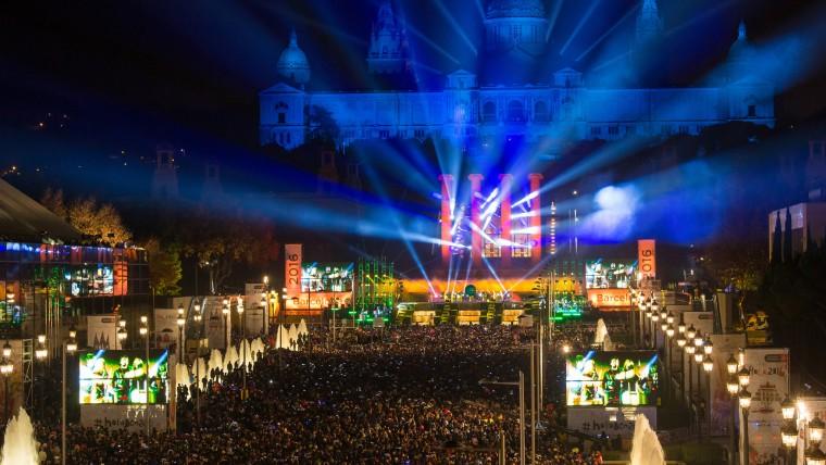 Réveillon Barcelona 2020