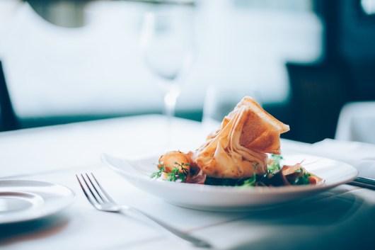 Proteção restaurantes contra o coronavírus