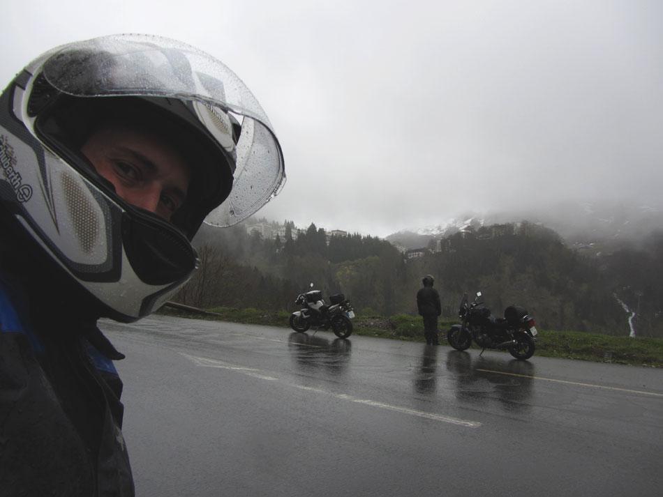 Viaje en moto a los Pirineos: Col d´Aubisque