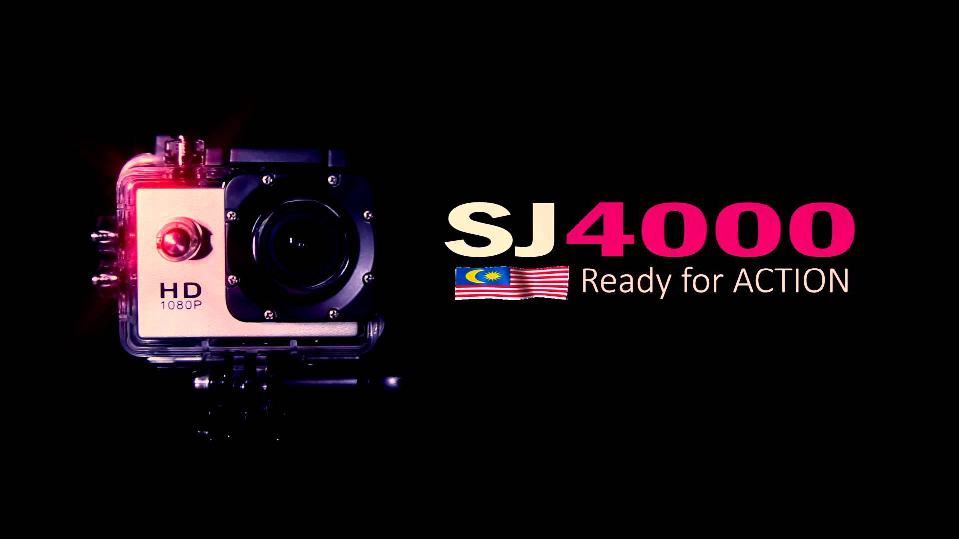 SJ4000 Ready for Action