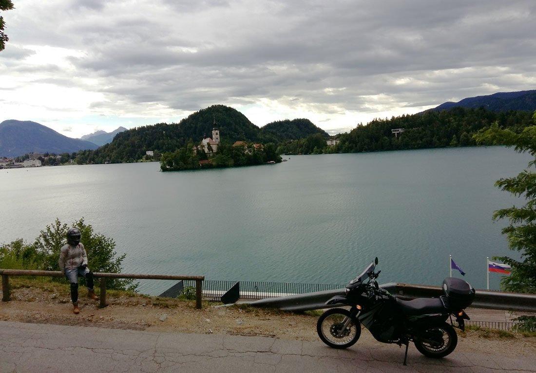Lago Bled, Ljubljana