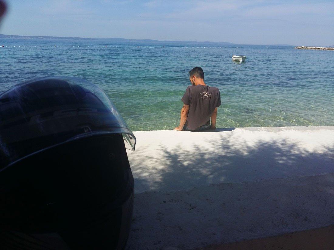 Zadar, preciosa ciudad de la costa croata
