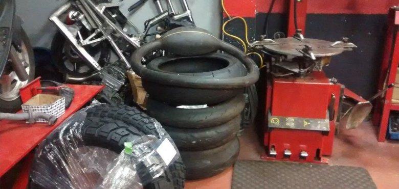 Neumáticos Heidenau K60 Scout