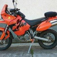 KTM 640 Adventure - Parte I