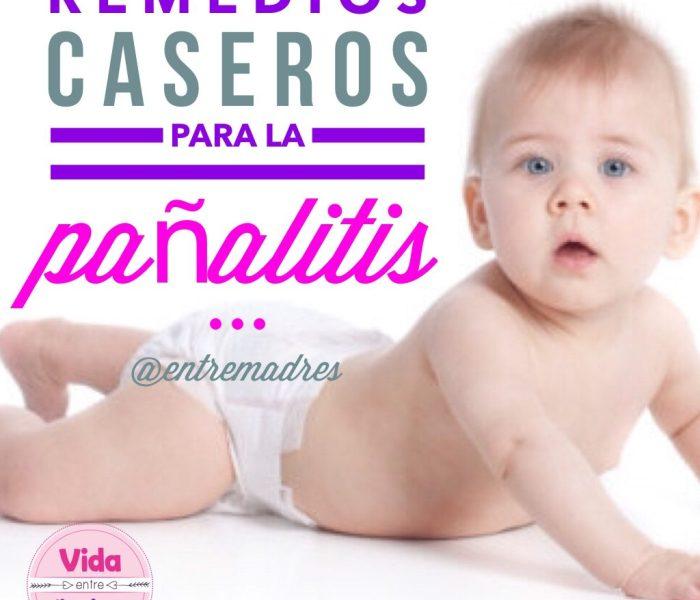 Remedios caseros para la pañalitis de tu bebé
