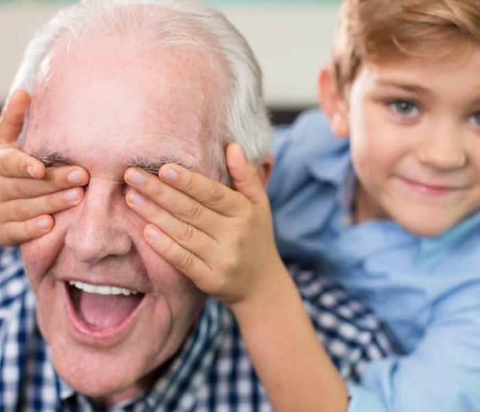 La importancia de los abuelos en la crianza de los niños