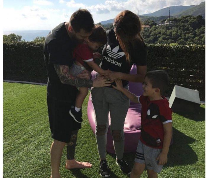 ¡Bebé Messi viene en camino! Antonella, la esposa de Leo, hace el anuncio oficial