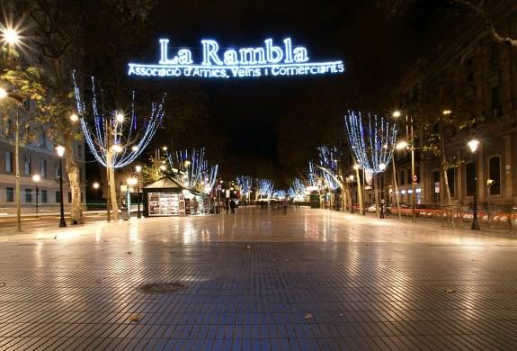Бульвар Ла-Рамбла, Барселона