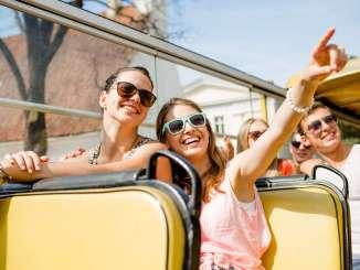 10 типов туристов