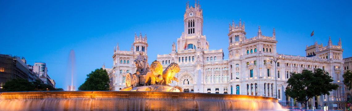Мадрид - интересные факты о Испании
