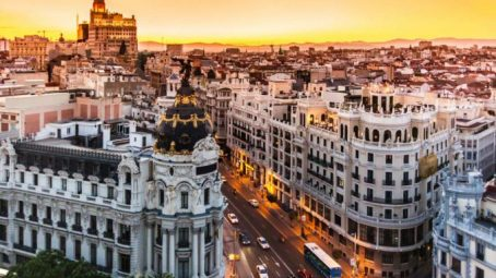 Мадрид-панорама