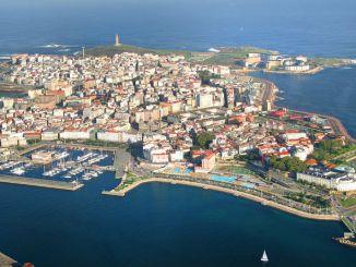 самые красивые города в Испании