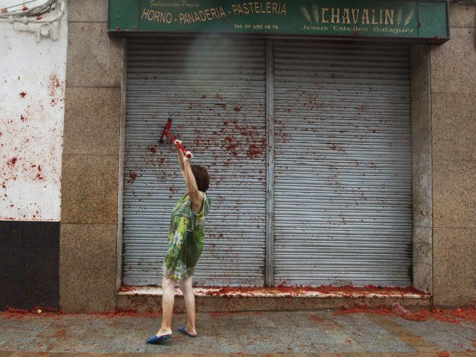 Ла Томатина - Фоторепортаж 11