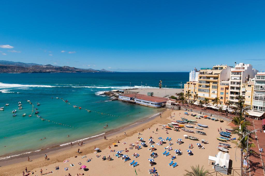 Пляжные апартаменты в Лас Пальмас де Гран Канария