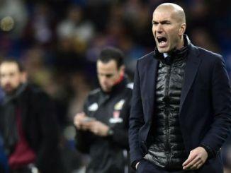 Зидан - тренер Реал Мадрида