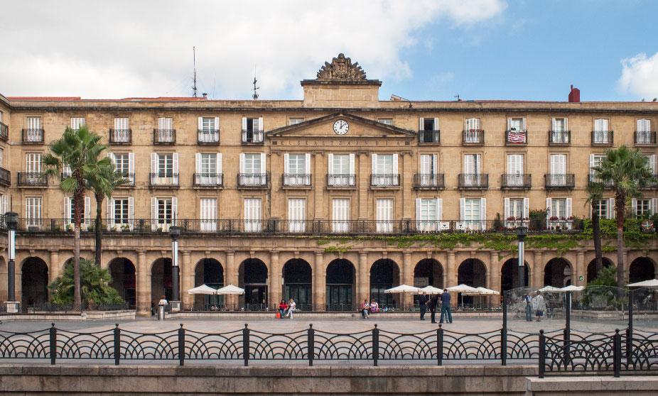 Каско вьехо-старый город Бильбао