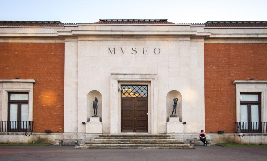 Музей изобразительных искусств в Бильбао