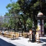 la Plaza Mina