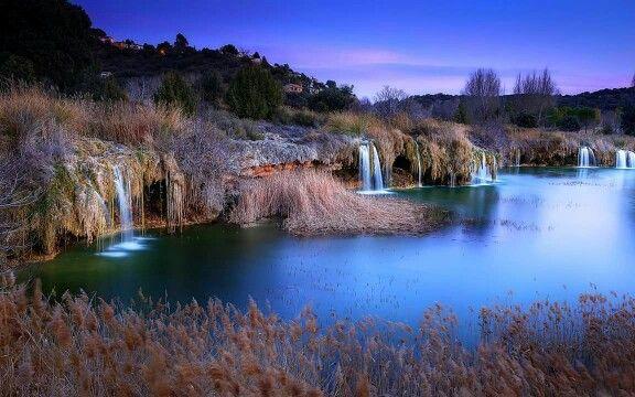 Lagunas de Ruidera (Ciudad Real a Albacete)