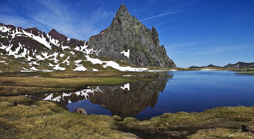 Озера Ibones de Anayet (Huesca)