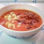 Испанский суп Сальморехо: рецепт