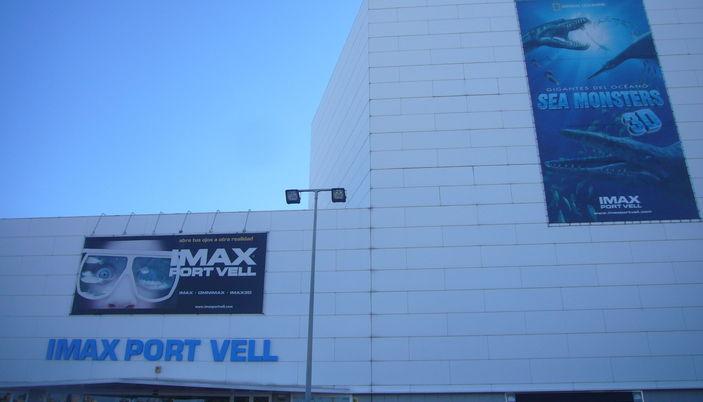 Cine Imax в Барселоне