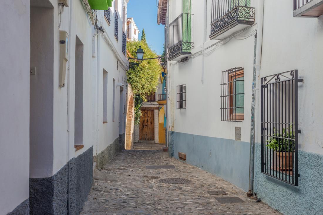 Улицы Альбайсина