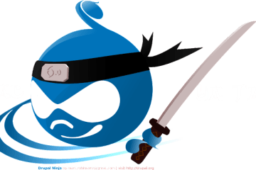 Archivo de conexión de base de datos de Drupal 7