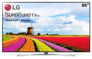 LG apresenta suas novas TVs UHD e Super UHD