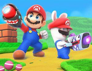 Ubisoft e Nintendo se unem para ter duas clássicas séries de videogames juntas