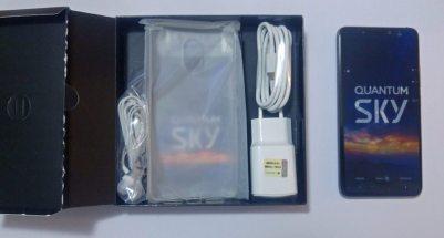 [TESTE] Quantum Sky, excelente aparelho com bateria grande e boas câmeras!