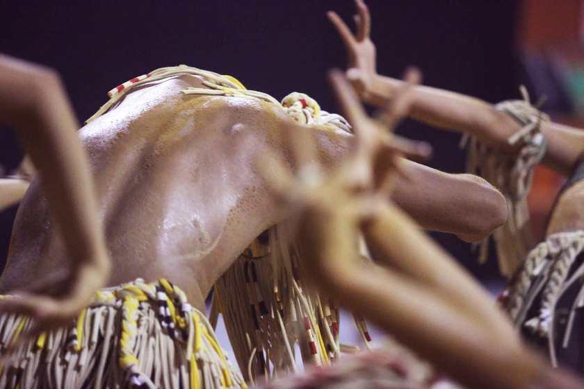 Cia Moderno de Dança - Espetáculo UM - fotos Guy Veloso