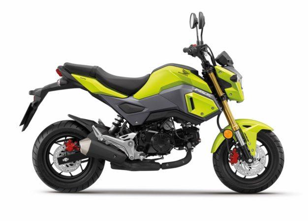 Salão Duas Rodas - Honda MSX 125 Grom 03