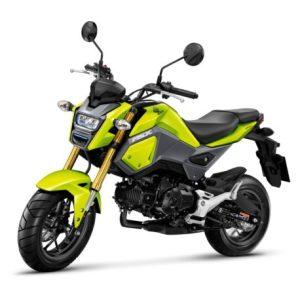 Salão Duas Rodas - Honda MSX 125 Grom 05