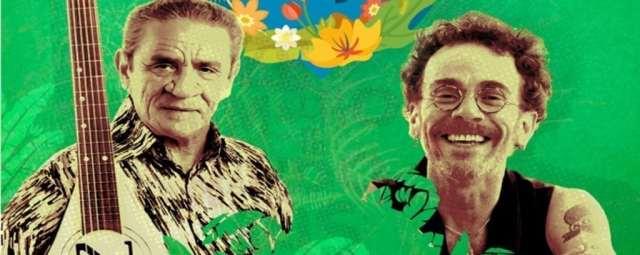 Zé Ramalho e Nando Reis