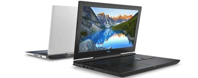 Notebook Dell G7