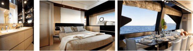 São Paulo Boat Show 2018 - Conheça o interior de embarcações de alto padrão