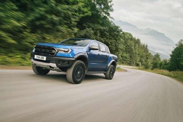 Ford lançará a pickup Ranger Raptor na Europa em meados de 2019