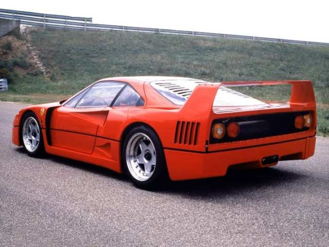 Veja Ferraris F40 e F50 pela primeira vez juntas no Brasil