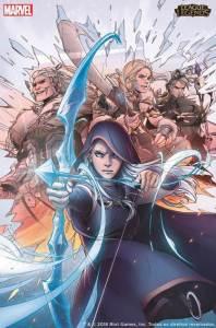 League of Legends terá série de quadrinhos publicada pela Marvel