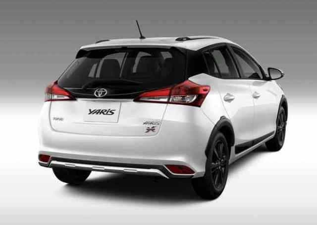 Toyota inicia vendas do Yaris X-Way no Brasil